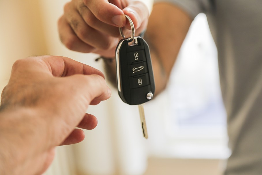 Charleston car key replacement